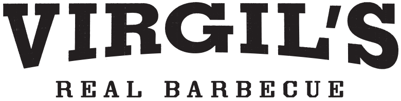 Virgil's BBQ logo for print