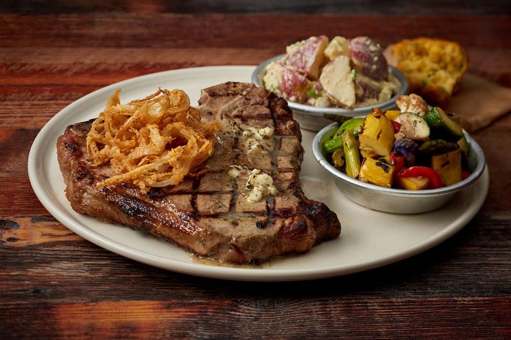 Chargrilled 20oz T-Bone Steak