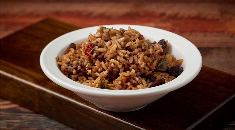 Georgia Pecan Rice