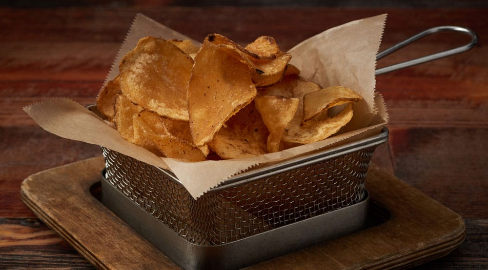 Fresh Cut Potato Chips