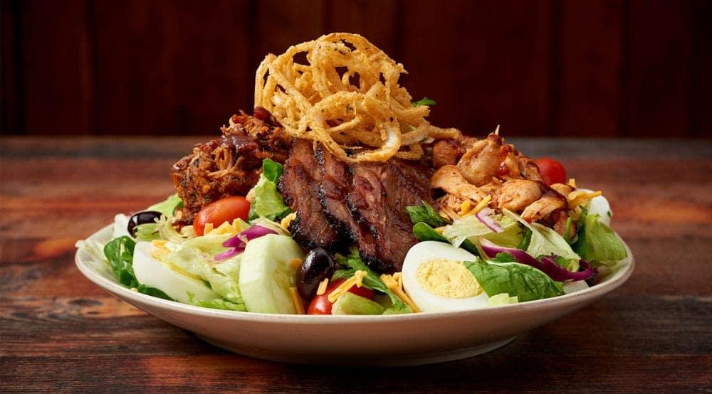 Virgil's BBQ Salad