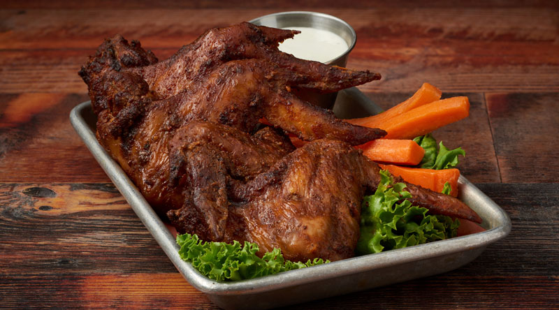 Photo of Virgil's BBQ Chicken Wings...Yummy!
