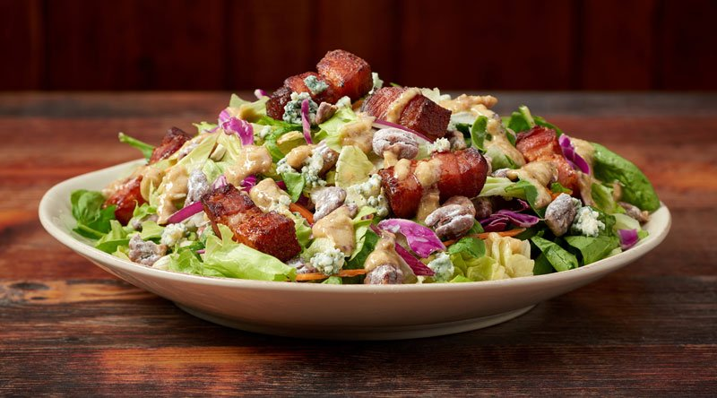 Photo of a Virgil's Savannah Salad...Yummy