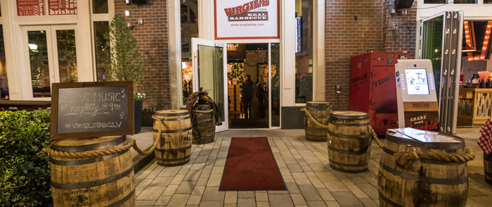 Celebrate New Year's Eve 2020 at Virgil's Real BBQ at The LINQ by The High Roller